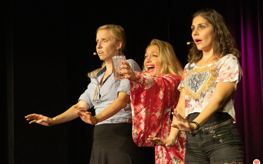 Bilder: Krimitheater Musical in der Rosenau am 27.09.2020